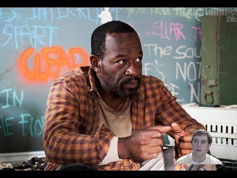 The Walking Dead Season 3 Episode 12 - Morgan Returns! - Clear Video  Review