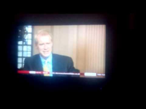 Patrick Chinamasa BBC Interview