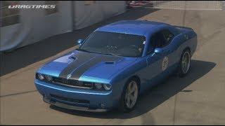 Dodge Challenger SRT-8 vs Mercedes C63 AMG vs Audi RS6 videos