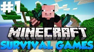 Minecraft Blitz Survival Games - Ep.1 - SG Noob | Hypixel (HD)