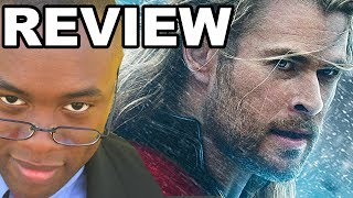 THOR The Dark Word REVIEW (NO SPOILERS) : Black Nerd