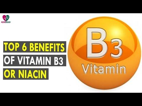 Top 6 Benefits Of Vitamin B3 Or Niacin || Health Sutra - Best Health Tips