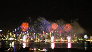 2015 Chinese New Year Fireworks New York City