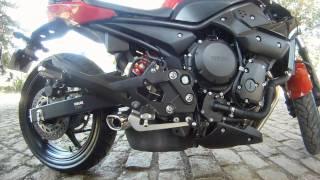 Teste: Yamaha XJ6 N