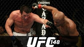 UFC 148: Silva Vs Sonnen II Extended Preview
