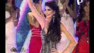 """Odilia García Como """"Miss Perú Mundo 2011"""" Y A Natalie"""