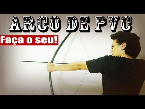 Arco de PVC por menos de R$20,00 - Faça o seu!