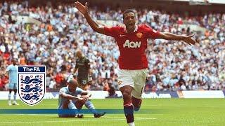 Man City 2-3 Man Utd - Community Shield 2011 | Goals & Highlights