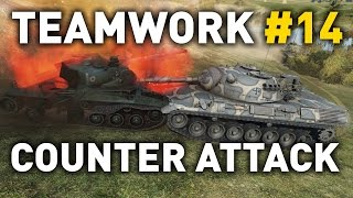 World of Tanks - Counter Attack - Teamwork 14