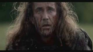Braveheart - The Gael (last Of The Mohicans Soundtrack By The Royal Scots Dragoon Guards)