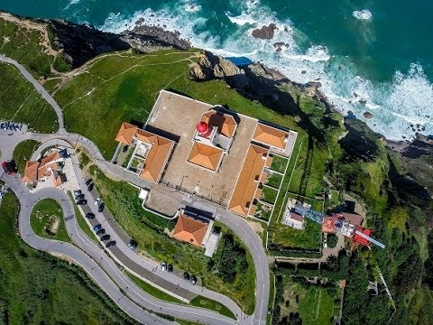 Flying over Cabo da Roca