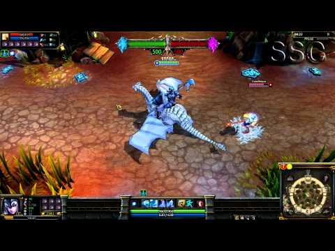 The Dragon Knight Sejuani LOL Custom Skin ShowCase, League of Legends The Dragon Knight Sejuani Custom Skin. Skin Author: guyleung http://leaguecraft.com/skins/6803-the-dragon-knight-sejuani.xhtml Pick champio...