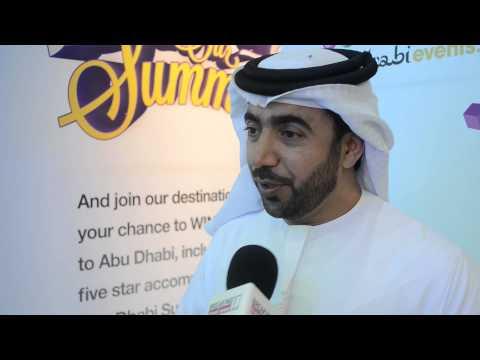 Mubarak Rashed  Al  uaimi Director of Promotions of Abu Dhabi Tourism