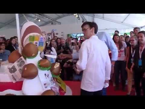 Les 50 ans de Nutella au parc deSceaux, une fête unique !
