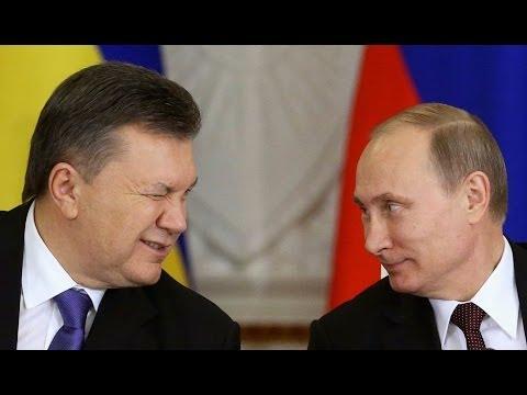 Viktor Yanukovych: