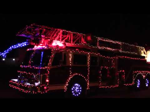 Rouses Point Parade of Lights  12-13-20