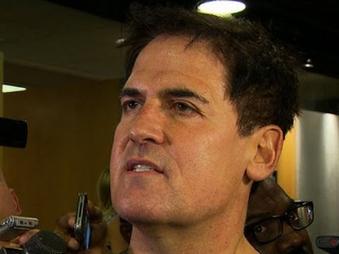 Mark Cuban on Sterling controversy:
