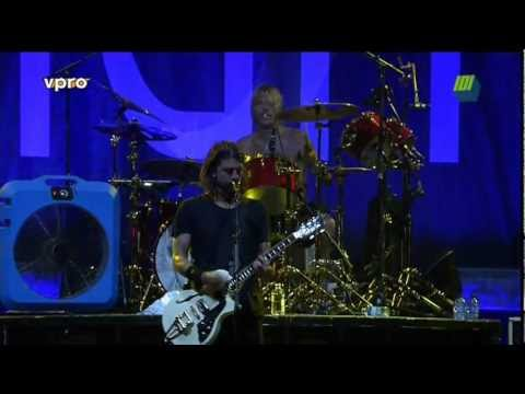 Foo Fighters Lowlands 2012