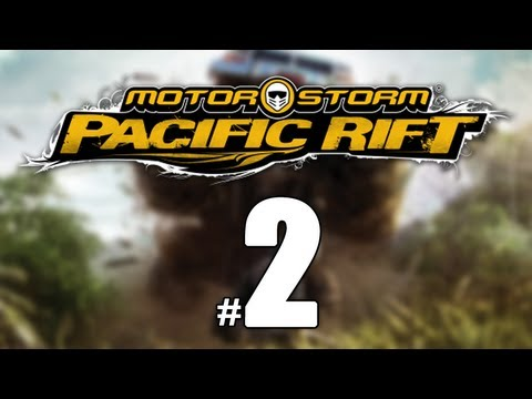 Racing with TheMan - Motor Storm Pacific Rift - Episode 2: Definitely