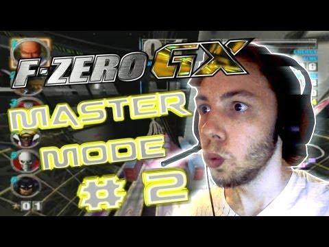 [LIVE] F-Zero GX | Toutes les courses en mode Master #2