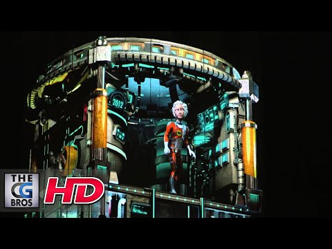 "CGI 3D Video Mapping DEMO HD: ""Mocap Mapping"" by - NuFormer"