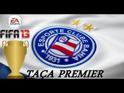 Fifa 13 :bahia ( Serie Copa Premier)