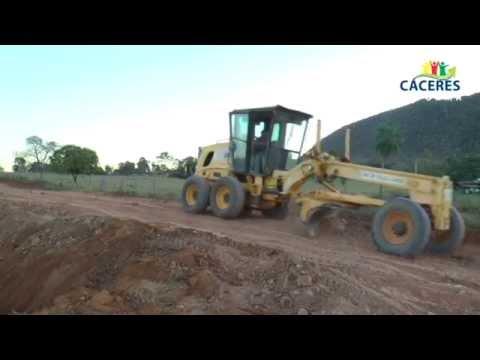 Continuam as melhorias na Comunidade da Paiol