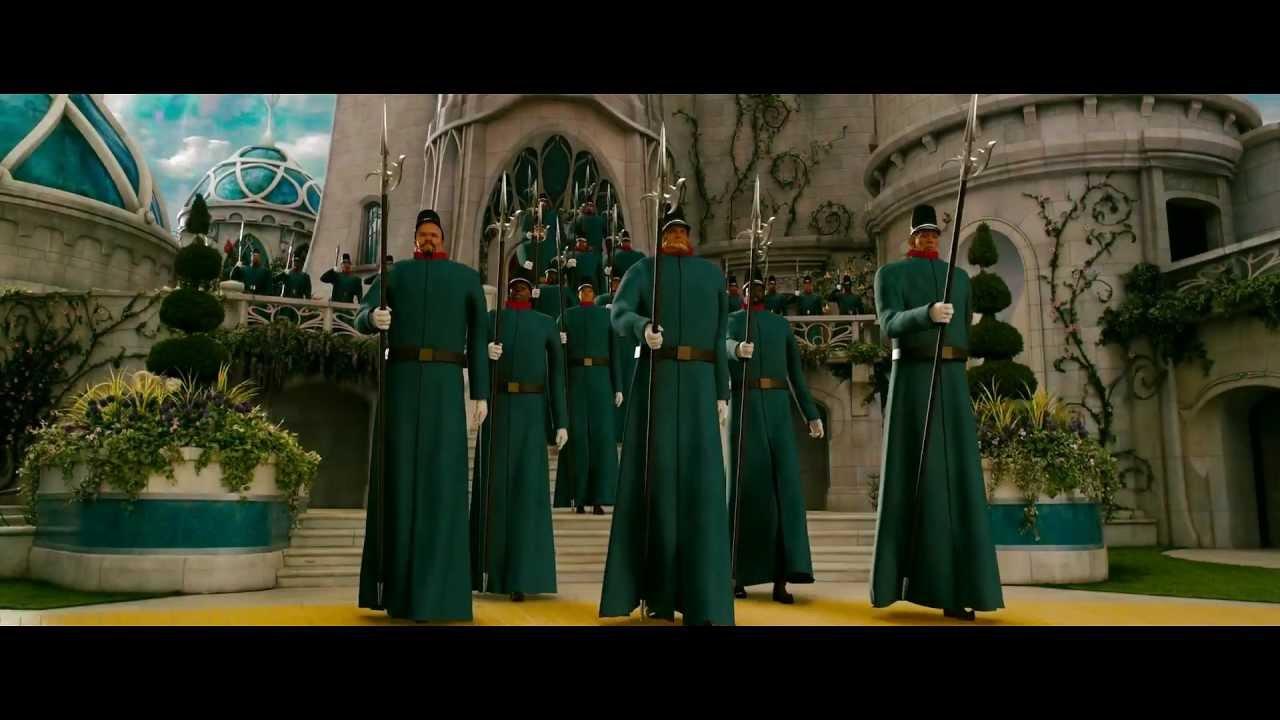 Muhteşem ve Kudretli Oz 8 Mart#39;ta Sinemalarda!