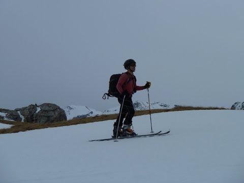 Esquí de travesía en el Pic de Peyrelue / Pico Peiralun y Pico del Portalet / Pic d'Estrémère