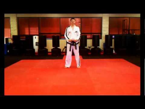 Taekwondo Patterns
