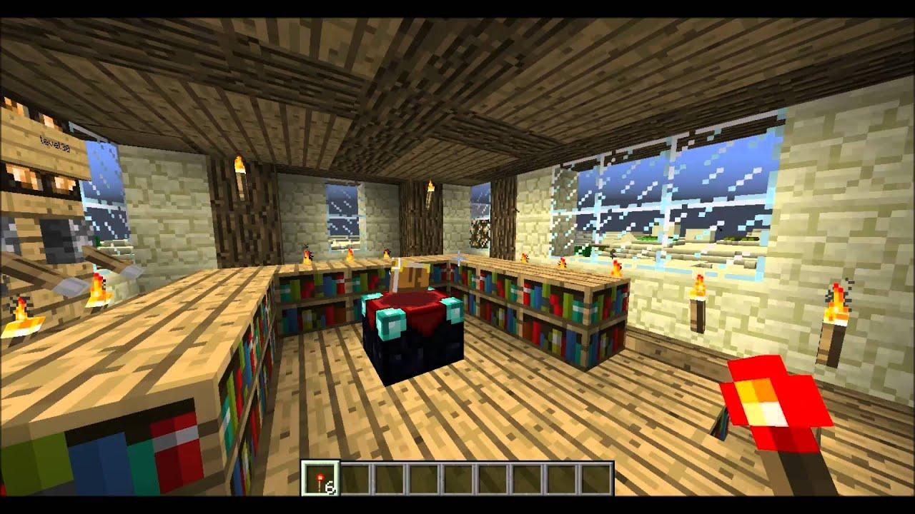 Casa Automatica En Minecraft Descargable Youtube