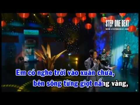 Karaoke   Beat Chuẩn Mùa xuân đó có em   Đan Nguyên   YouTube