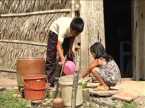 KVS Năm 4 (CT. Số 13)  Hoàn cảnh gia đình Em Nguyễn Thị Hồng Nhiên, Kiên Giang