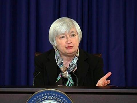 Fed's Janet Yellen says job market still needs stimulus