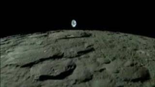 La Tierra 'sale' Por Detrás De La Luna