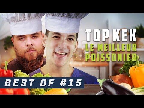 TOP KEK : LE MEILLEUR POISSONIER - BEST-OF SC2 #16