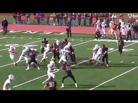 Alex Waller - Football - Tenafly High School Senior Year Highlights