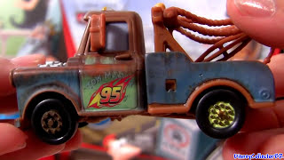 Carros 2 London Chase Diecast Relampago Mcqueen Mate