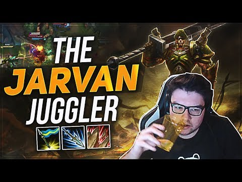 DYRUS THE J4 JUGGLER CARRIES ANOTHER ONE