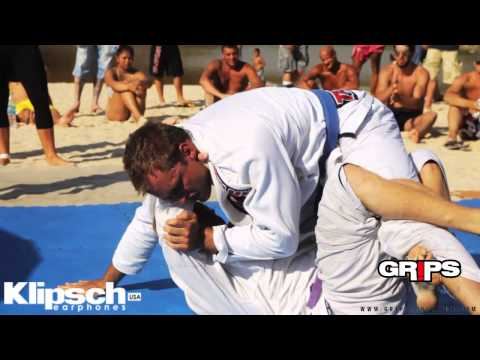 Kata Beach BJJ Open April 2013 event highlight