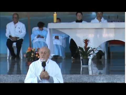 Homilia Padre José Sometti 16.08.2015