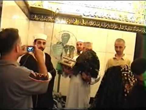 Ghousia Darbar Change of Chaadar at Baghdad 2