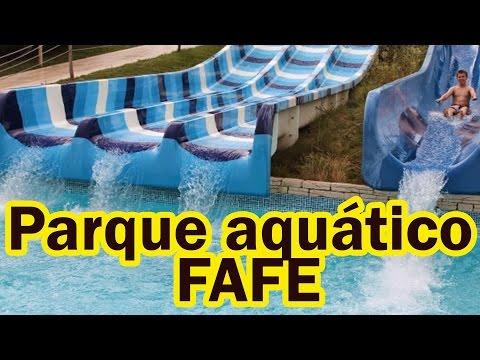 Parque aquático de Fafe - Portugal  Aquatic Park