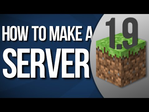 How to Make a Minecraft Server 1.8.7 [Animated Tutorial]