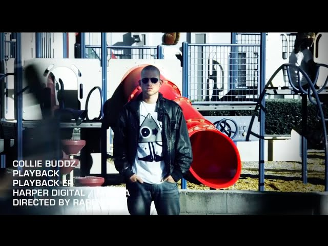 "Collie Buddz ""Playback"" Official Music Video"