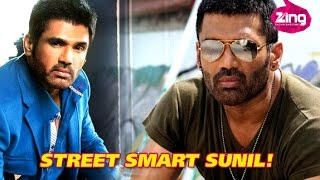 Sunil Shetty Endorses a Road Safety campaign