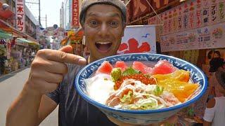 Tokyo Street Food Market Experience | Ameyoko ★ ONLY in JAPAN