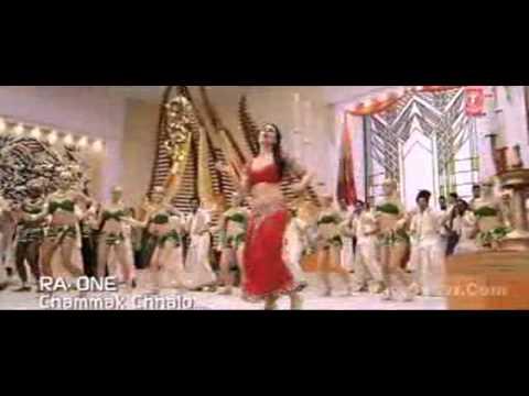 Chammak Challo - Ra One Full Video Song Ft. Shahrukh Khan, Kareena, Akon 720p(HD)