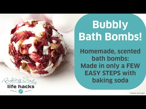 Best Bubble Bath Bombs DIY