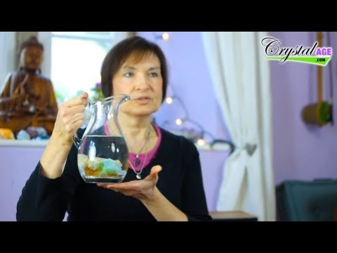 How To Use Crystals In Healing